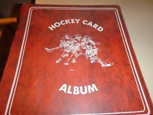 carte de hockey