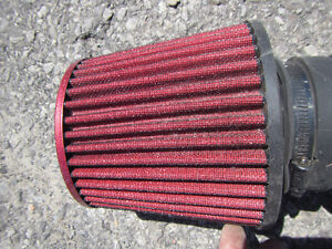 Red Cone Air Filter