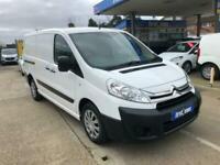 2015 Citroen Dispatch 1200 2.0 HDi 125 H1 LWB Van Enterprise PANEL VAN Diesel M
