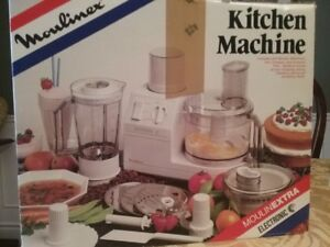 Moulinex Food Processor / Juicer / Blender etc...