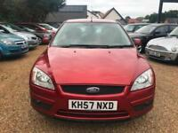 2007 Ford Focus 1.6TDCi ( 90ps ) Style - NEW CAMBELT - 12 MONTHS MOT