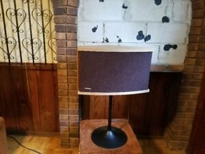 Bose 901 Speakers Series VI with Equalizer & Tulip Stands