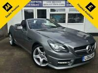 2013 Mercedes-Benz SLK 2.1 SLK250 CDI BLUEEFFICIENCY AMG SPORT 2d 204 BHP Auto C