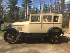 1927 Essex Amazing Classic Restoration Project - OBO
