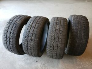 4 Bridgestone Winter tires
