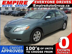 2009 TOYOTA CAMRY LE * POWER GROUP * EXTRA CLEAN