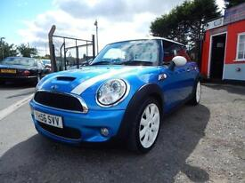 2006 Mini Hatchback 1.6 Cooper S 3dr LOW MILEAGE PX WELCOME 3 door Hatchback