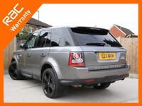 2011 Land Rover Range Rover Sport 3.0 TDV6 Turbo Diesel HSE Luxury 6 Speed Auto