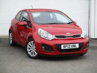 2013 Kia Rio 1.4 2 Manual Hatchback