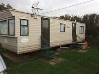 Perranporth caravan for hire ( Liskey HIll Holiday Park )