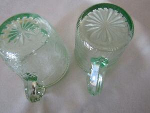 Green Depression Glass -CherryBerry London Ontario image 4