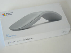 Microsoft Genuine ARC Mouse New (open box) Mint in box CZV 0001