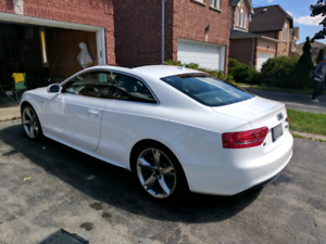 2011 Audi A5 S-line