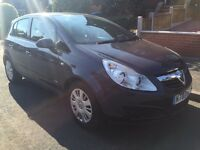 2007 Vauxhall Corsa 1.2 Club 5 Door Low Mileage Long Mot 2x Keys