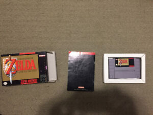 Zelda Snes | Kijiji - Buy, Sell & Save with Canada's #1 Local