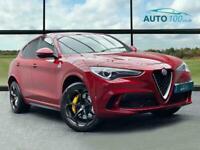 2020 Alfa Romeo Stelvio 2.9 V6 Bi-Turbo Quadrifoglio Auto Q4 AWD (s/s) 5dr
