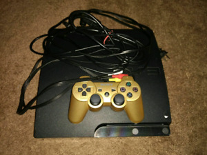 PS3 + 3 Games (NEED GONE A.S.A.P)