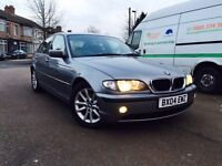 BMW 320 D 150 BHP LEATHER SEATS AND MOT
