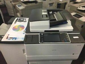 Ricoh 13x19 Color Copiers Printers Finisher Production Copier