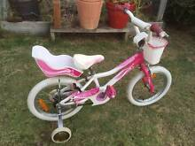 """Giant 16"""" Little Girls Bike with Trainers Beckenham Gosnells Area Preview"""