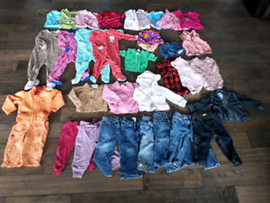 Lot of 18-24mo Girl Clothes