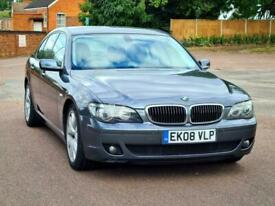 image for 2008 BMW 7 Series 3.0 730d Sport 4dr Saloon Diesel Automatic