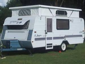 1996 Jayco Westport Pop-top Caravan in VG, clean condition Sandstone Point Caboolture Area Preview