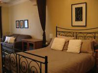Appartement très confortable , meublé,  tout inclus, près du mét