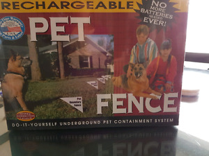 Invisible fence for your dog
