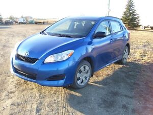 2009 Toyota Matrix Hatchback AWD