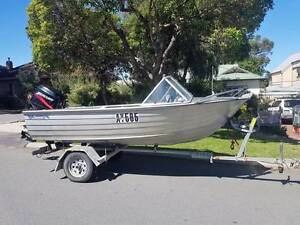 Savage 4.2m Runabout Doubleview Stirling Area Preview