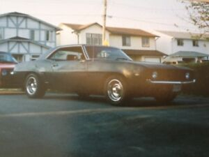 WANTED : 1966 - 1972 GM Muscle or Classic Car