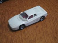 HO scale exotic car