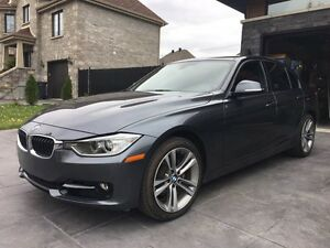 2015 BMW 3-Series 328i XDRIVE Berline