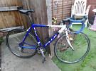 Fuji racing bike £125