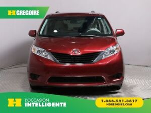 2013 Toyota Sienna LE 8 PASSAGERS DVD A/C MAGS