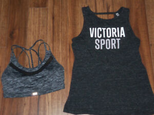 VICTORIA'S SECRET VSX SPORTS BRA & TOP  $15 for both