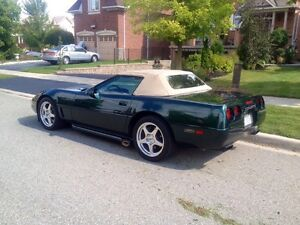 1995 Z51 Corvette Convirtable  6 speed.