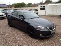 2010 60 LEXUS IS 2.5 250 F SPORT 4D AUTO 204 BHP