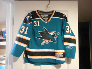 Toronto Maple Leafs / San Jose Sharks Hockey Jersey