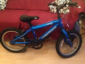 Ridgeback mx16 aluminium toddler bike not islabike