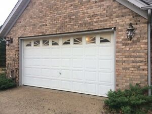 Garage door panel great deals on home renovation for 16x8 garage door prices