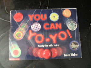 Yo-Yo instruction book   $0.50