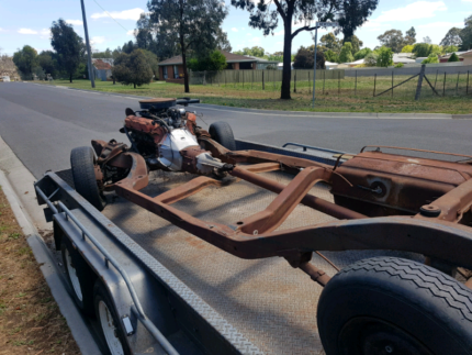 Car Parts  UTE CHASSIE Eaglehawk Bendigo City Preview