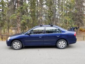 2003 Honda Civic DX: $2,900
