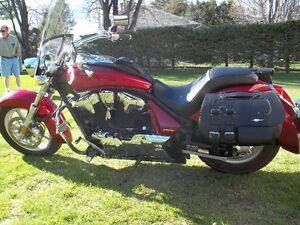 Honda interstate vt1300