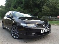 Honda Accord type-S auto fully loaded 1 former owner 6 month warranty