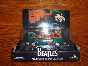 Factory Beatles die-cast collectable