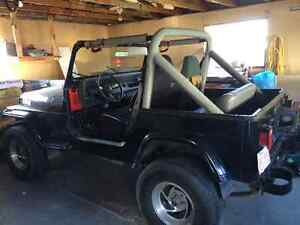 1989 Jeep Other YJ Other Strathcona County Edmonton Area image 1