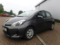Toyota Yaris 1.5 Hybrid Auto Left Hand Drive(LHD)